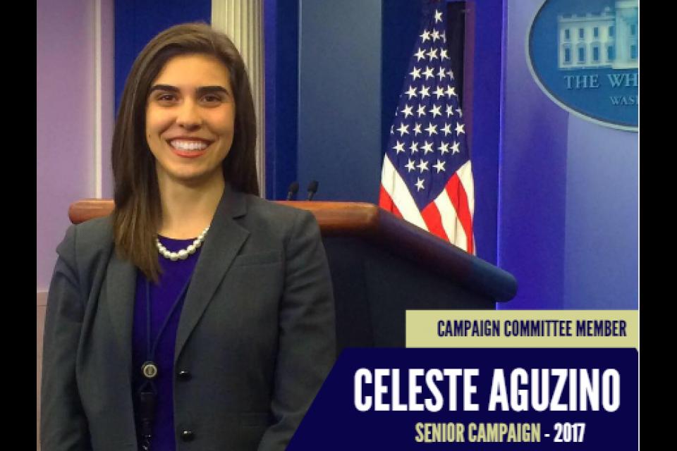 Celeste Aguzino, Committee Member