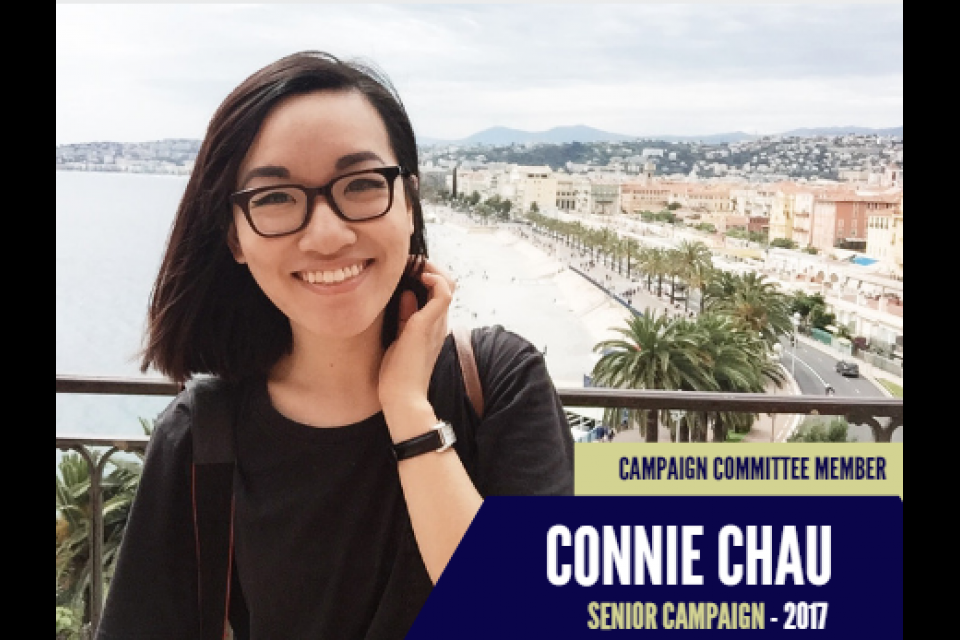 Connie Chau, Committee Member