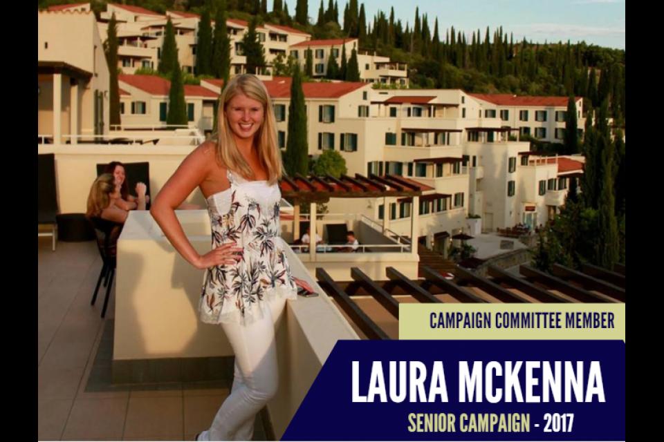 Laura McKenna, Committee Member