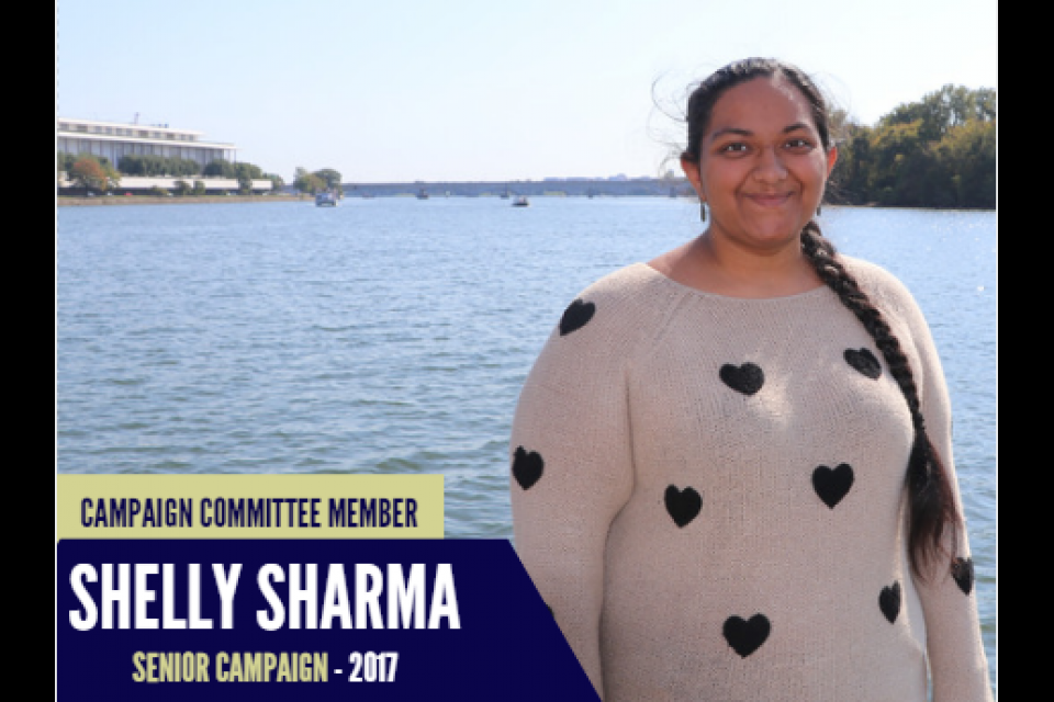 Shelly Sharma, Committee Member